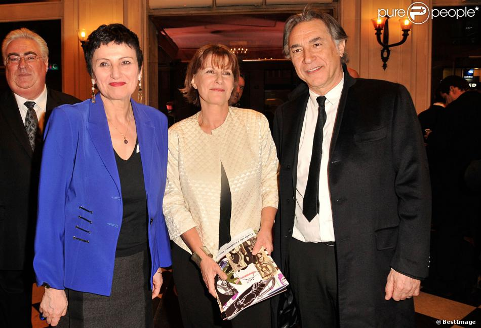 Dominique Bertinotti, Patricia Chalon et Richard Berry