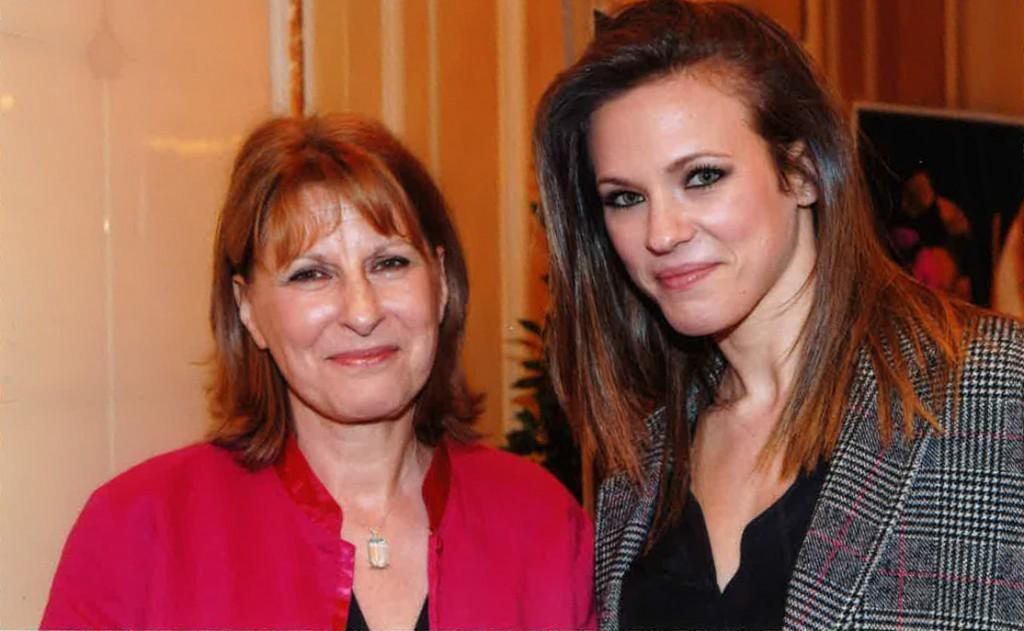 Patricia Chalon et Lorie
